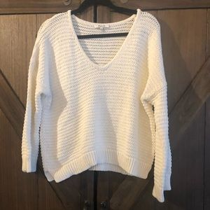 Madewell Knit Sweater Size M